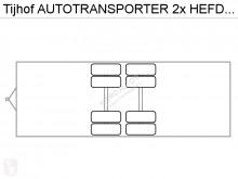 Vedere le foto Autoarticolato nc AUTOTRANSPORTER 2x HEFDEK 3 AUTO\'S