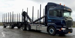 Voir les photos Camion remorque Scania R 730