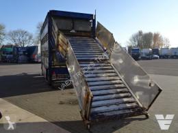 Voir les photos Remorque Cuppers LVA 10 10 ZD 3Stock Livestock trailer