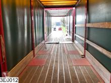 Voir les photos Camion remorque Fruehauf Middenas Load-through system, Roof height is adjustable, Disc brakes, Borden, AS, EURO 5, Retarder, Airco, Combi