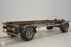 View images Krone containertransport B.D.F trailer