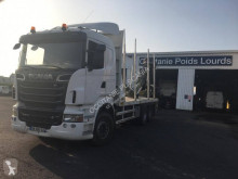 Voir les photos Ensemble routier Scania R 500 LB