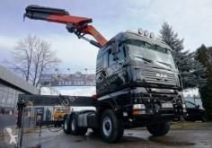 View images MAN TGA 26.460 6x6 H PALFINGER PK 36002 EURO Kran tractor-trailer