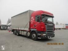 Voir les photos Ensemble routier Scania R 500
