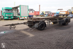 Voir les photos Remorque Burg Container transport Drum brakes
