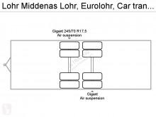 Voir les photos Semi remorque Lohr Middenas Lohr, Eurolohr, Car transporter, Combi
