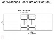 Vedere le foto Autoarticolato Lohr Middenas Eurolohr Car transporter, Combi