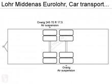 Voir les photos Semi remorque Lohr Middenas Eurolohr, Car transporter, Combi