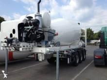 Náves De Buf MALAXEUR 10 ET 12M3 betonárske zariadenie domiešavač ojazdený