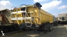 Fruehauf tipper semi-trailer DF33C11NL