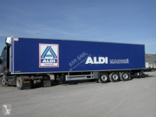 Chereau multi temperature refrigerated semi-trailer Non spécifié