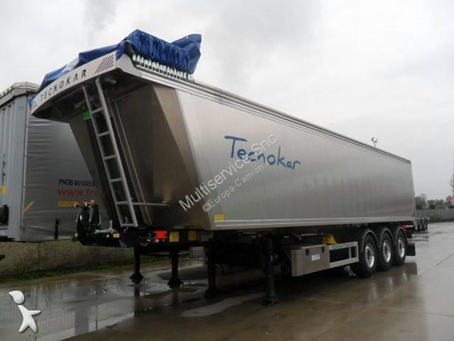 Bilder ansehen TecnoKar Trailers Delfino SL10500 Auflieger