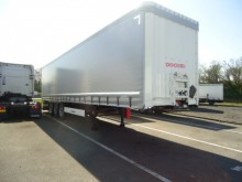 Krone SDP27 semi-trailer new tautliner