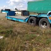 ACTM porte bobine - coil trailer