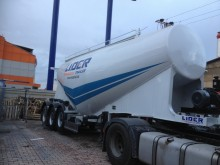 Lider concrete semi-trailer 2015 New Bulk Cement Trailer (35 M³)