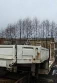 半挂车 机械设备运输车 Nicolas