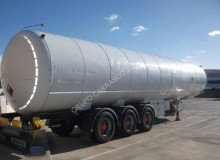 Gas Natural gas tanker semi-trailer LNG