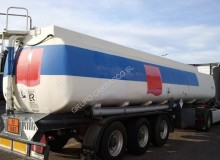 Cobo 38.500L semi-trailer used oil/fuel tanker