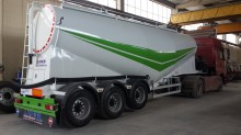 نصف مقطورة Semi Lider 35 M3 Bulk Cement Trailer