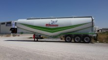 Lider Semi 60 M3 Bulk Cement Trailer