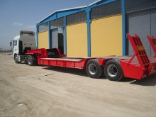 نصف مقطورة Semi Lider Lowbed ( 2 Axles - 40 Tons )