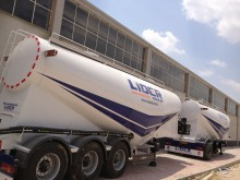 Lider Ciment en Vrac Remorque ( 35 M³ ) semi-trailer new concrete