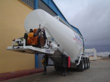 Lider 29 M3 ciment en vrac Remorque semi-trailer new concrete
