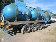 Semi remorque citerne hydrocarbures Trailor Hydrocarbures
