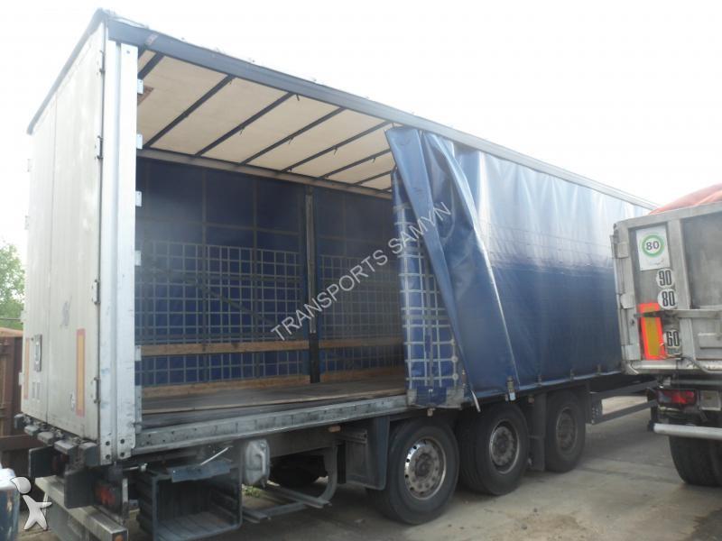 View images Schmitz Cargobull TAUTLINER// LOCATION// semi-trailer