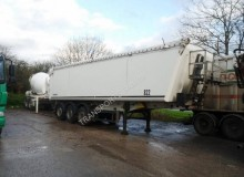Schmitz Cargobull semi-trailer used cereal tipper
