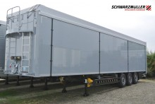 Schwarzmüller self discharger semi-trailer piano mobile walking floor furgonato nuovo