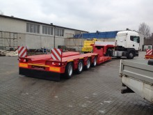 ATC ANN4/TF semi-trailer new heavy equipment transport