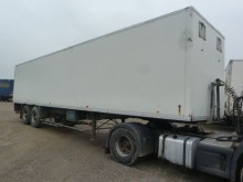 Chereau box semi-trailer