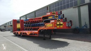 Lider heavy equipment transport semi-trailer Low Bed Semi Trailer (2-8 Axles)
