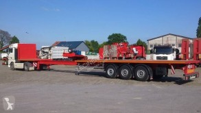 Leciñena Neuf, plateau extensible 13,600 à 20,600 semi-trailer new flatbed
