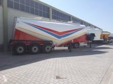 Félpótkocsi Lider Ciment remorque à essieu TANDEM új cementtároló tartálykocsi