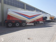 Lider Auflieger Tankfahrzeug Zement- Ciment remorque à essieu TANDEM