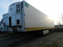 Cardi semi-trailer used refrigerated