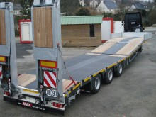 Faymonville maxtrailer100 NEUF ET DISPONIBLE semi-trailer new heavy equipment transport
