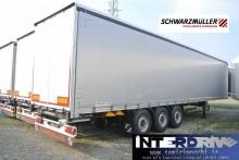 Schwarzmüller semirimorchio centinato francese nuovo semi-trailer new tautliner