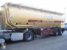 Félpótkocsi Non spécifié használt por állományú anyagok szállítására alkalmas tartálykocsi