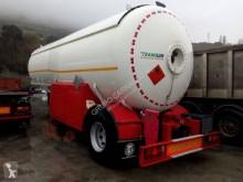 semi remorque citerne à gaz Indox