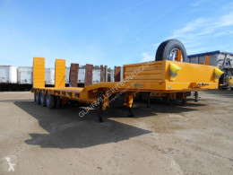 Invepe heavy equipment transport semi-trailer Non spécifié
