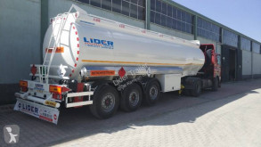 Lider chemical tanker semi-trailer Fuel Tanker (44000 Lt)