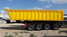 Lider trailer Rock Type Dumper (32 CBM ) semi-trailer new construction dump