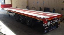 Semitrailer containertransport ny Lider Container Carrier