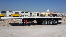Lider flatbed semi-trailer Flatbed ( 2 Axles + 1 Tandem )