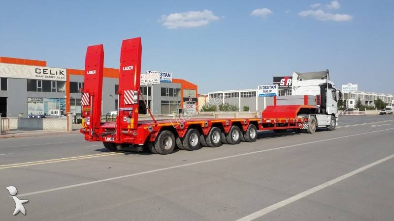 View images Lider  semi-trailer