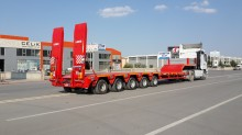 Lider semi-trailer new heavy equipment transport