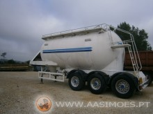Trailer Metalovouga 3737 tweedehands tank